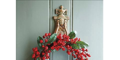 you will need a ring florists wire twine fresh or fake sprigs of foliage decorations and ribbon to make your own christmas wreath following this - How To Make A Christmas