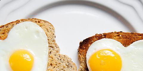 Food, Egg yolk, Meal, Finger food, Egg white, Fried egg, Breakfast, Ingredient, Dish, Comfort food,