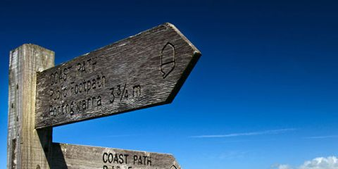 Coastal and oceanic landforms, Natural landscape, Coast, Shore, Azure, Sign, Signage, Channel, Bay, Inlet,