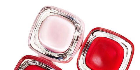 Red, Carmine, Silver, Still life photography, Transparent material,