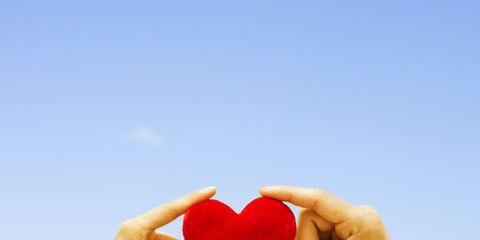 Finger, Heart, Love, Carmine, Gesture, Valentine's day, Coquelicot, Nail, Romance, Thumb,