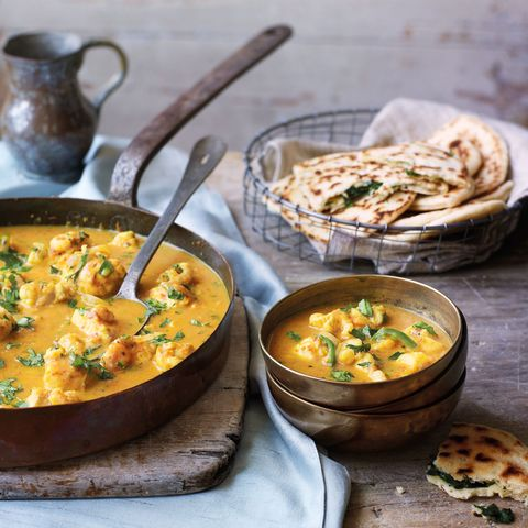 best fish recipes goan fish curry with garlic and coriander naans