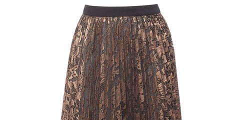 Brown, Textile, Pattern, Fashion, Grey, Beige, Maroon, Pocket, Waist, Day dress,