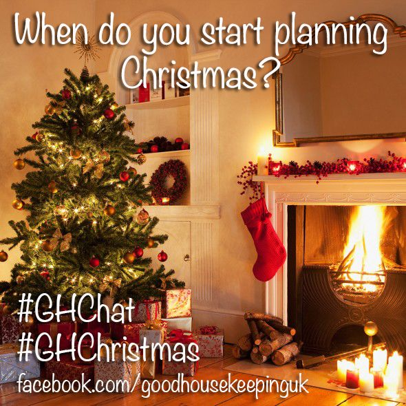 when do you start planning christmas christmas countdown