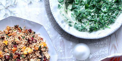 Food, Ingredient, Leaf vegetable, Cuisine, Dishware, Tableware, Meal, Kitchen utensil, Spoon, Breakfast,