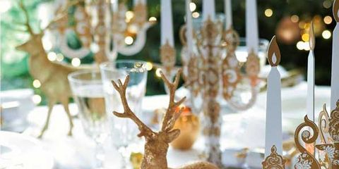 Christmas Table Setting Ideas Uk.Best Gold Table Decorations For Christmas Christmas