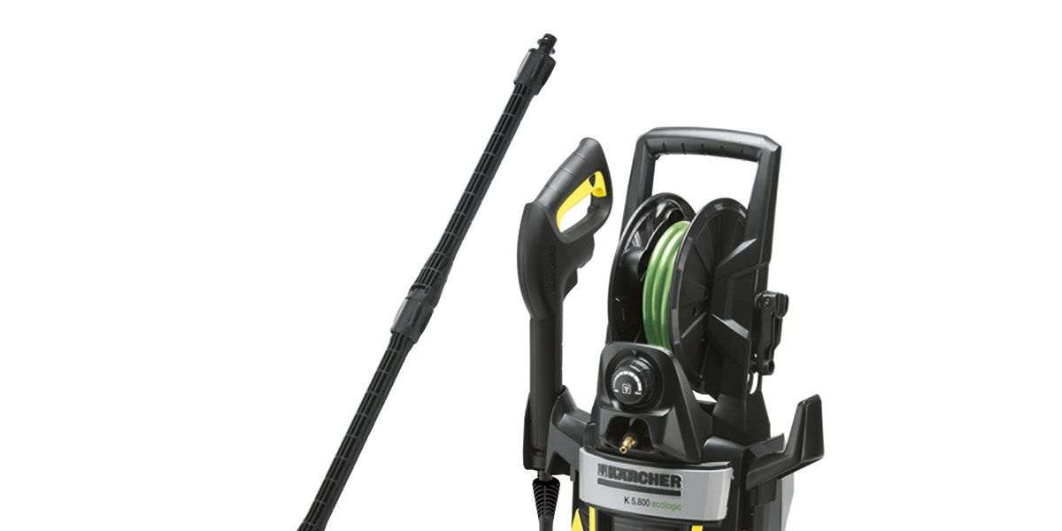 Karcher K5 Premium Ecologic Pressure Washer Review