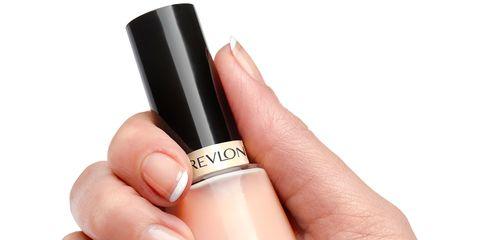 Nude nail art with Revlon - Revlon makeup - nail varnishes - nail ...
