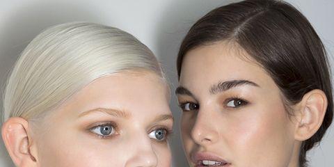 Nose, Ear, Lip, Cheek, Eye, Hairstyle, Skin, Chin, Forehead, Eyelash,