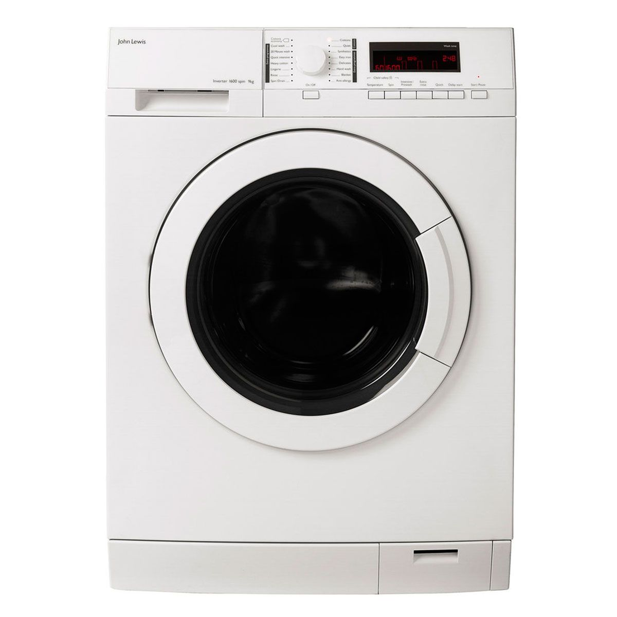 1b77cd035fa John Lewis JLWM1606 Washing Machine review