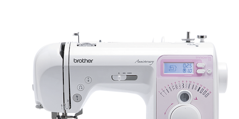 Product, Sewing machine, Photograph, White, Line, Style, Machine, Home appliance, Sewing, Household appliance accessory,