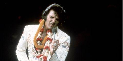 Elvis impersonator, Entertainment, Performing arts, Artist, Costume design, Performance, Performance art, Costume, Stage, Drama,