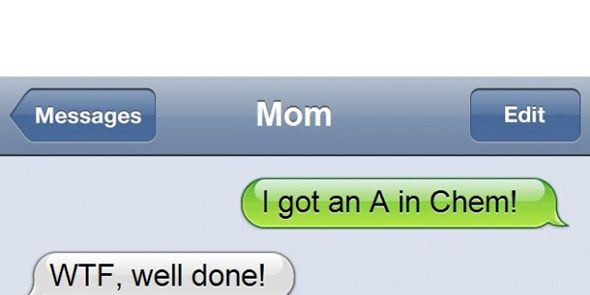 10 Funniest Text Fails Between Parents And Kids Funny