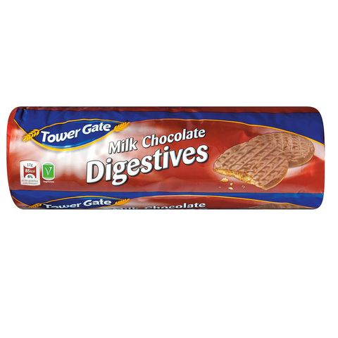 Do Mcvities Really Make The Best Chocolate Digestives