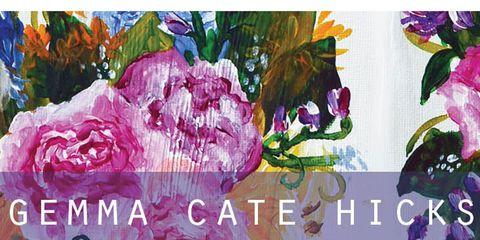 Petal, Purple, Flower, Violet, Magenta, Flowering plant, Botany, Art, Paint, Lavender,