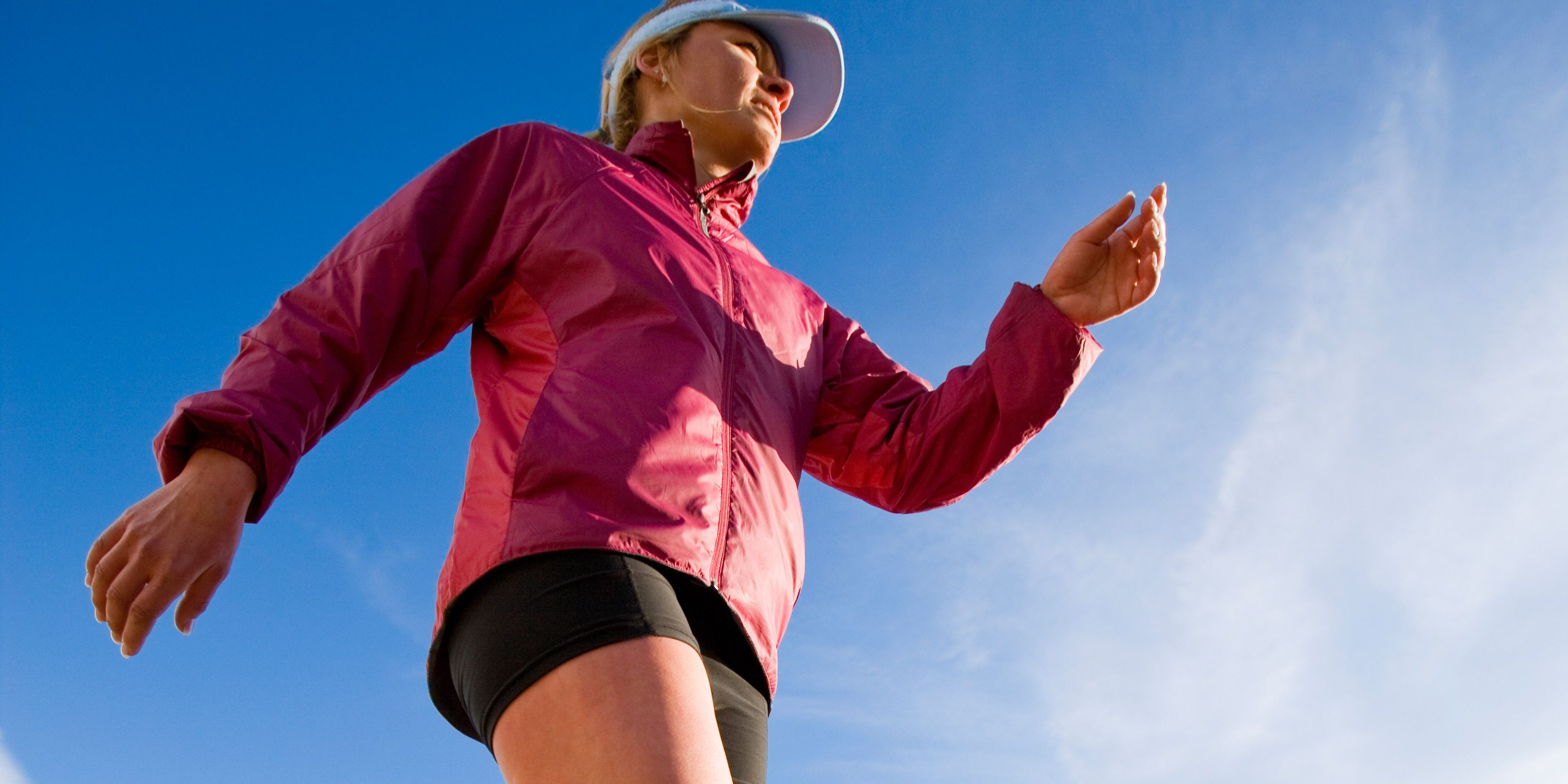 Walk Yourself Slimmer And Fitter In 4 Weeks