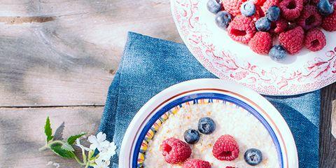 Ingredient, Food, Berry, Fruit, Dishware, Frutti di bosco, Tableware, Serveware, Kitchen utensil, Dairy,