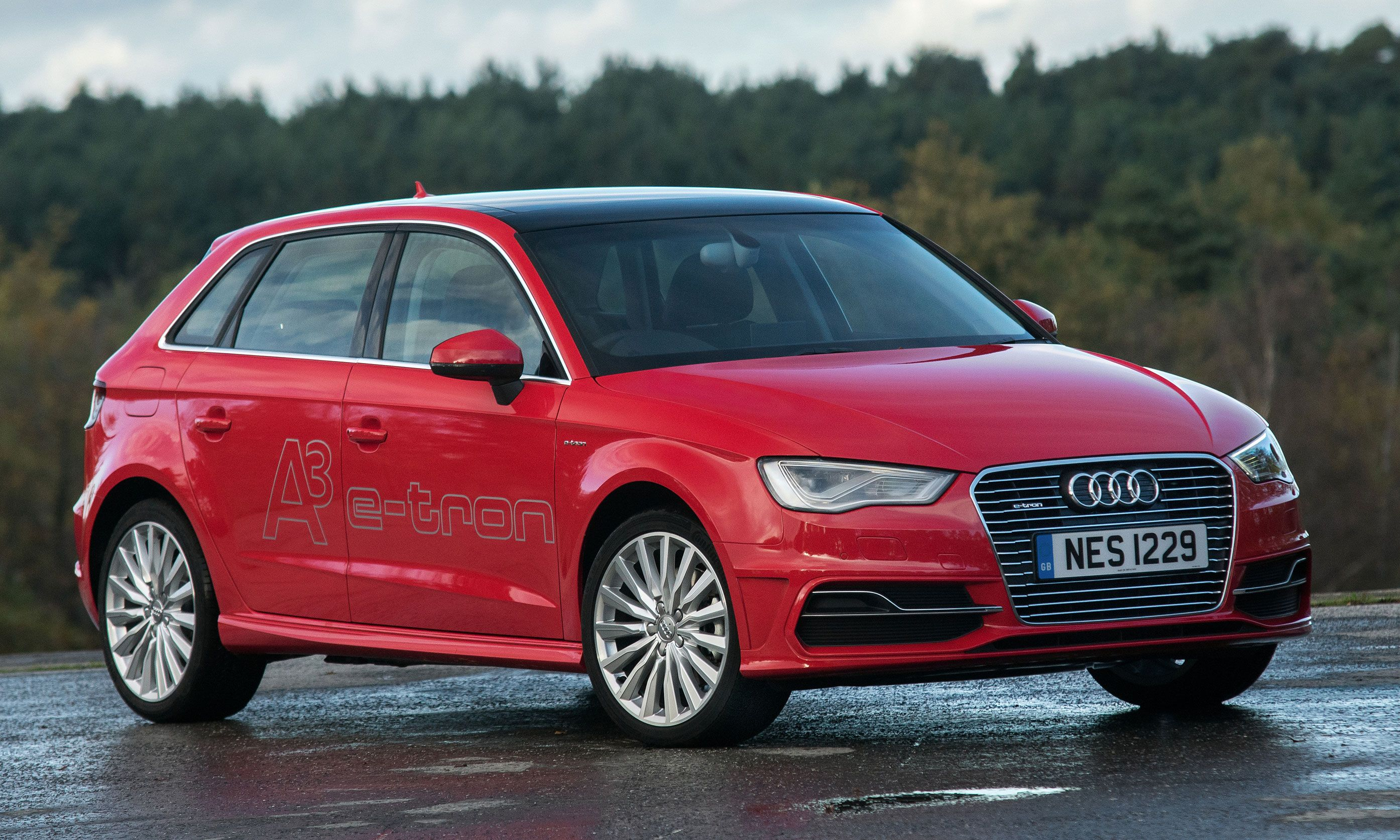 Audi A3 Sportback E Tron Review