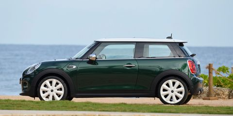 This Is The Third Generation Of Bmw S Mini And Looks Wise It Could Be Nothing But A Even Though Not Quite So These Days