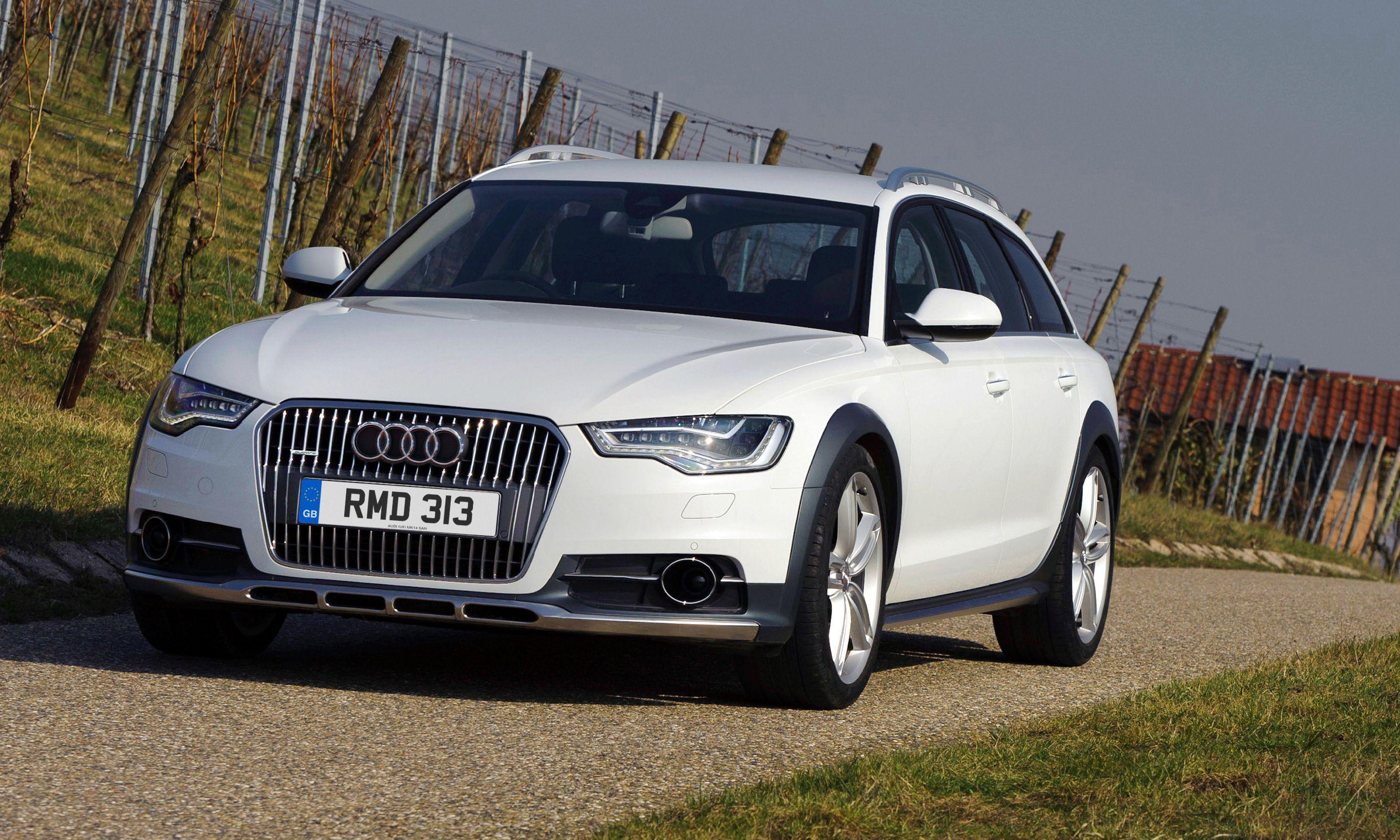 Audi A Allroad Quattro Car Review Road Test - Is audi a good car