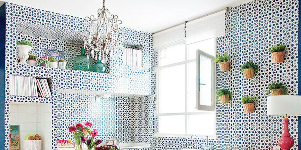 Paint Colours Kitchen Colour Schemes Good Houskeeping Uk
