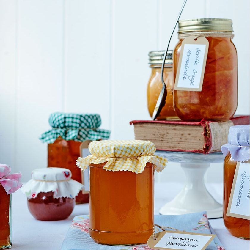 The 10 golden rules for marmalade making