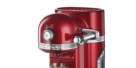 Red, Small appliance, Maroon, Machine, Kitchen appliance, Cylinder, Fictional character, Automotive tail & brake light, Kitchen appliance accessory,