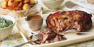 Roast lamb recipes