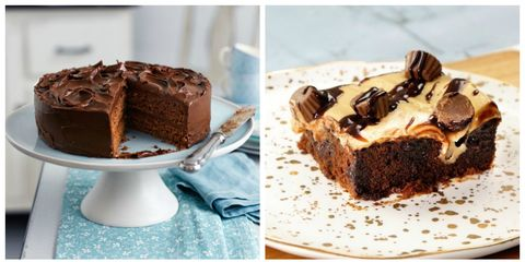 Dish, Food, Cuisine, Cake, Dessert, Chocolate cake, Baking, Ingredient, Chocolate, Torte,