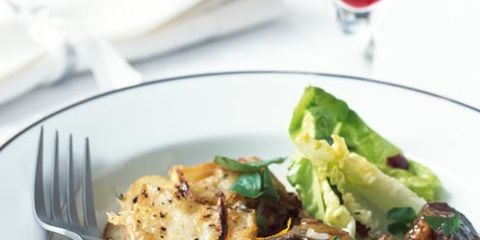 Food, Dishware, Tableware, Ingredient, Kitchen utensil, Serveware, Cutlery, Cuisine, Fork, Plate,