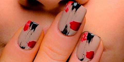 Best Nail Art For Autumn Spotted At London Fashion Week Beauty Tips