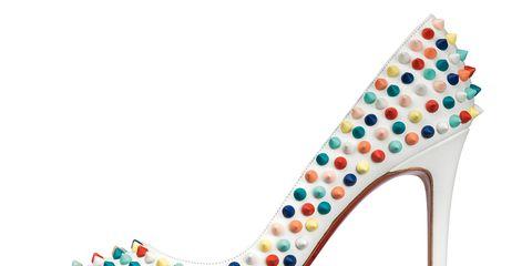 Aqua, Font, Teal, Azure, Turquoise, Beige, High heels, Basic pump, Sandal, Foot,