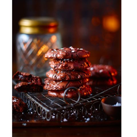 best biscuit and cookie recipe salted chocolate cookies