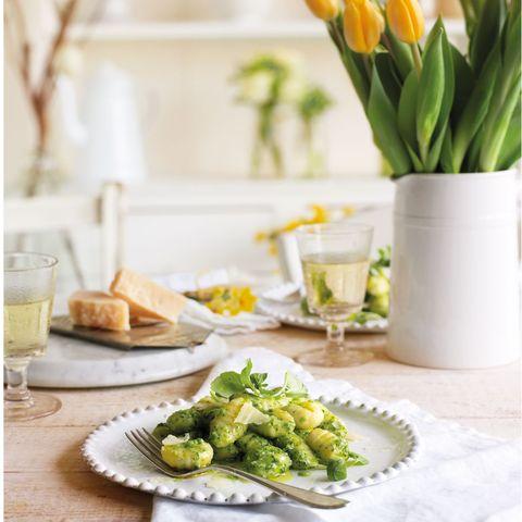 best gnocchi recipes gnocchi with pea and watercress pesto