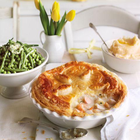 luxury fish pie recipe