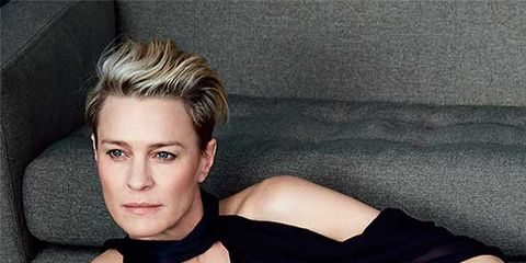 Robin Wright Penn Haircut Hair Color Ideas And Styles For 2018