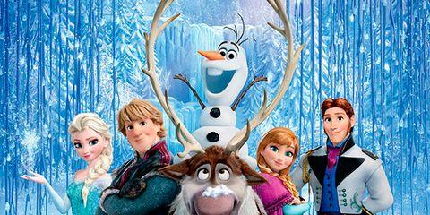 Human, Winter, Fictional character, Interaction, Animation, Art, Snow, Animated cartoon, Cartoon, Illustration,