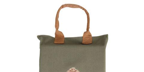 Brown, Product, Bag, Style, Logo, Shoulder bag, Tan, Strap, Khaki, Beige,