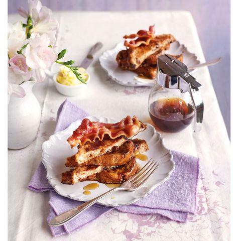 Simnel cake French toast