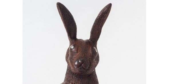 Thats One Decadent Easter Bunny >> Could You Eat The 33 000 Chocolate Easter Bunny