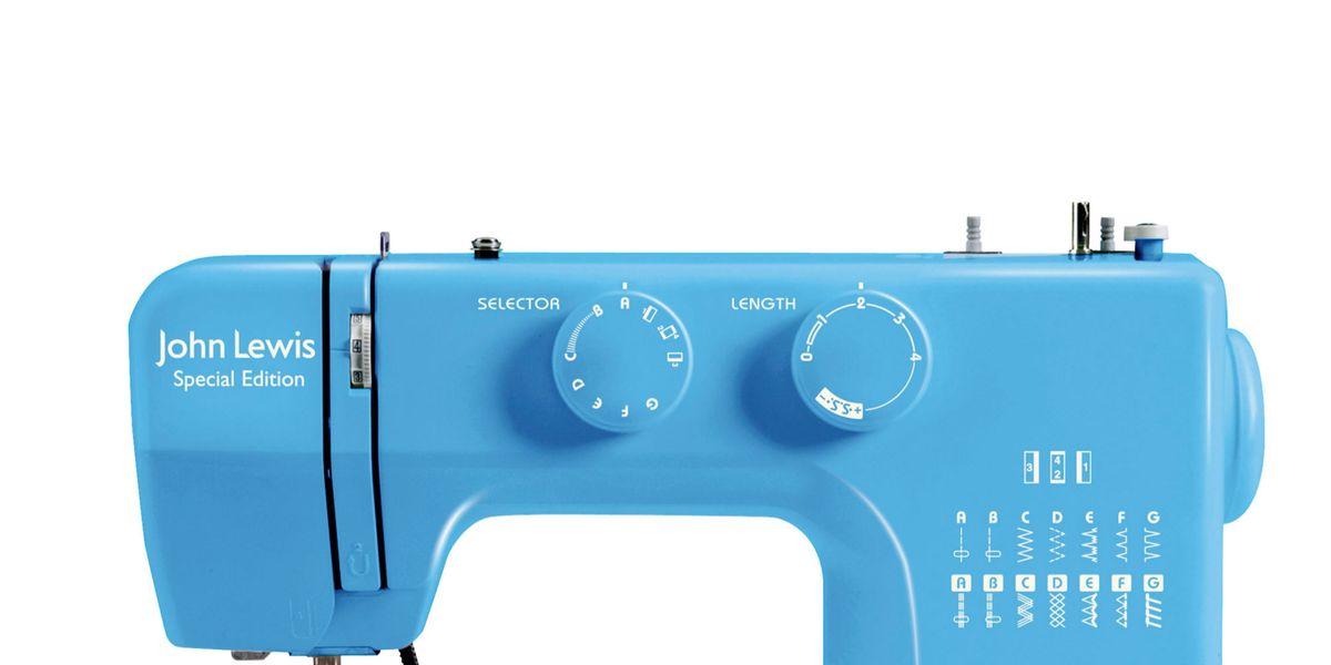 John Lewis JL40 Sewing Machine Beauteous John Lewis Mini Sewing Machine Instruction Manual Pdf
