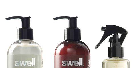 Liquid, Fluid, Product, Brown, Bottle, Red, Peach, Beauty, Cosmetics, Orange,