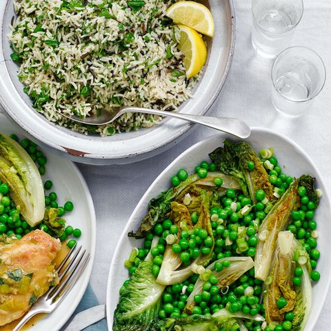 parsley wild rice
