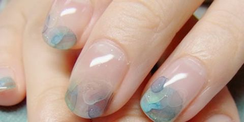 Easy nail art ideas for grown-ups - Make-up