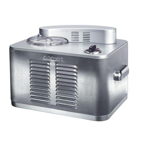 Ice cream maker, Kitchen appliance, Machine,