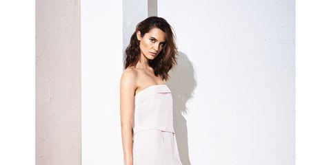 Sleeve, Shoulder, Textile, Joint, Bag, Dress, Style, Waist, Fashion, Beauty,