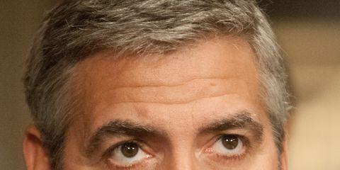Hair, Face, Ear, Lip, Cheek, Eye, Hairstyle, Skin, Facial hair, Chin,