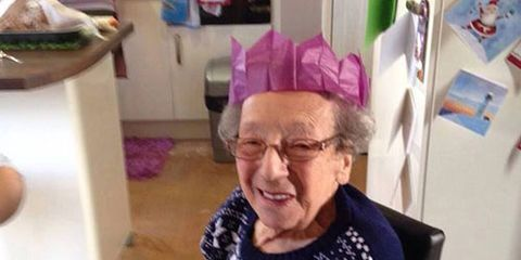 A 99 Year Old Woman From Sheffield Who Was Facing Lonely 100th Birthday At The End Of May Due To Having No Living Family Left