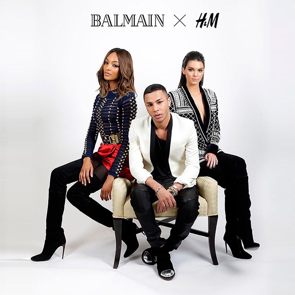 7 amp;m Balmain From Things X Expect The To H Collection mNn0vw8