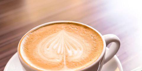 Cup, Coffee cup, Serveware, Drinkware, Drink, Flat white, Espresso, Teacup, Single-origin coffee, Café,